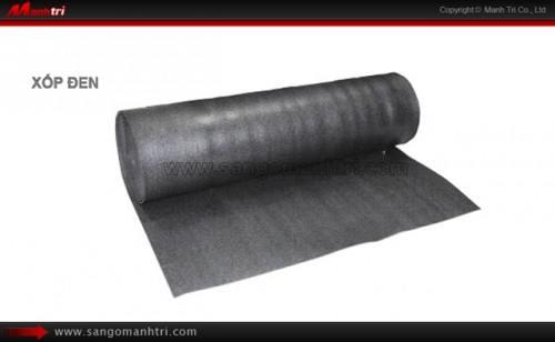 Foam - Xốp đen - dày 3mm