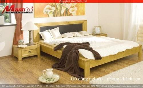 Bộ sưu tập sàn gỗ phòng khách sạn