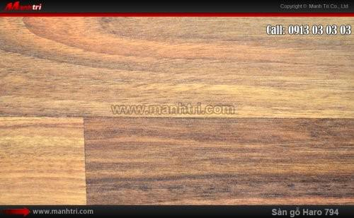 Sàn gỗ Haro 794