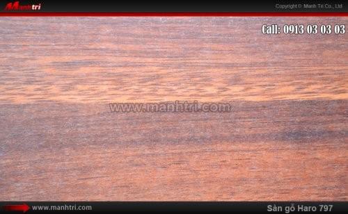 Sàn gỗ Haro 797