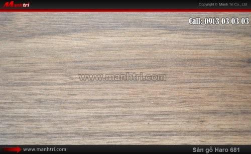 Sàn gỗ Haro 681