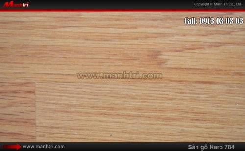 Sàn gỗ Haro 784