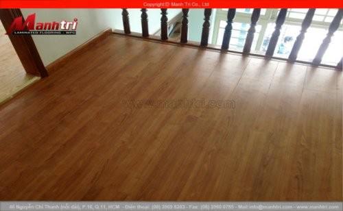 Lắp đặt sàn gỗ công nghiệp Vanachai MF1048 tại quận Tân Bình, TPHCM