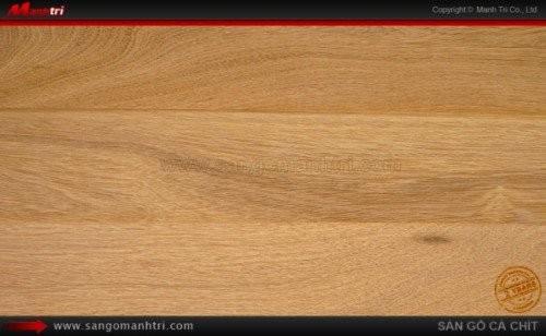 Sàn gỗ tự nhiên Cà Chít