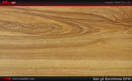 Sàn gỗ EuroHome DF40