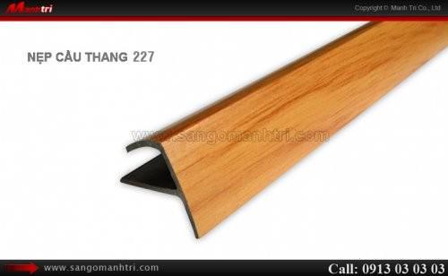 Nẹp sàn gỗ