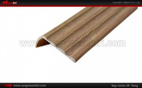 Nẹp nhôm sàn gỗ 3R vàng