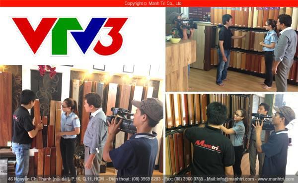 Mạnh Trí & Chương trình 7 ngày vui sống VTV3