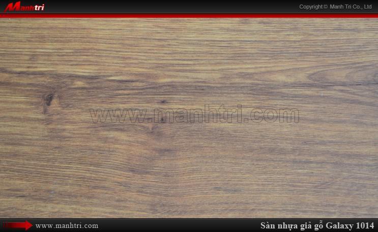 Sàn nhựa giả gỗ Vinyl Galaxy MSW 1014