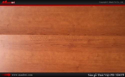 Sàn gỗ Thái Việt PD10419-12mm