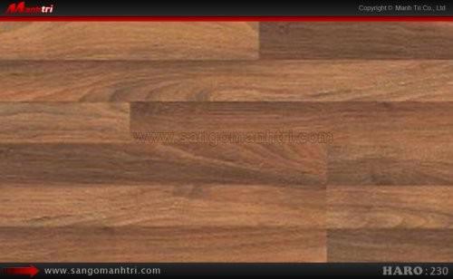 Sàn gỗ Haro 230