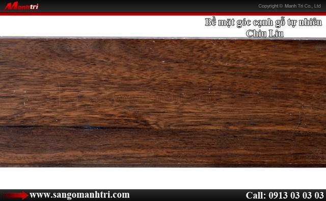Ván gỗ lót sàn tự nhiên Giáng Hương