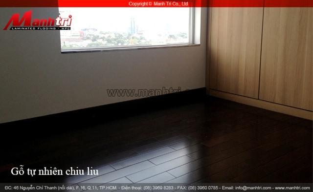 Ván gỗ lót sàn tự nhiên Chiu Liu
