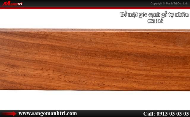 Hình ảnh gỗ tự nhiên Gõ Đỏ