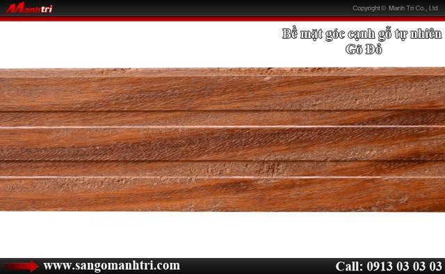Ván gỗ tự nhiên Gõ Đỏ