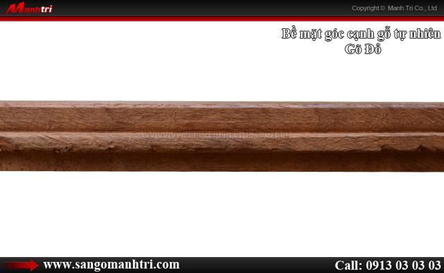 Ván gỗ lót sàn tự nhiên Gõ Đỏ