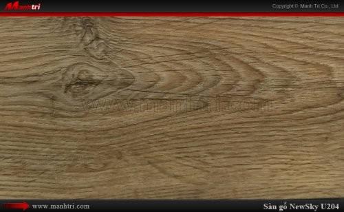 Sàn gỗ NewSky U204