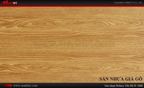Sàn nhựa Deluxe Tile DLW1008