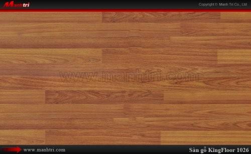 Sàn gỗ KingFloor 1026