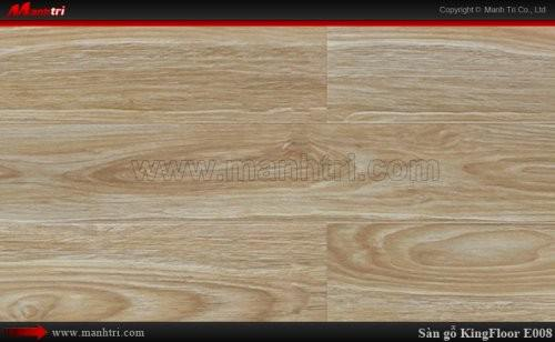Sàn gỗ KingFloor E008