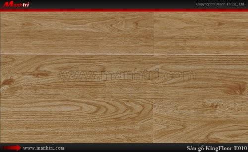 Sàn gỗ KingFloor E010