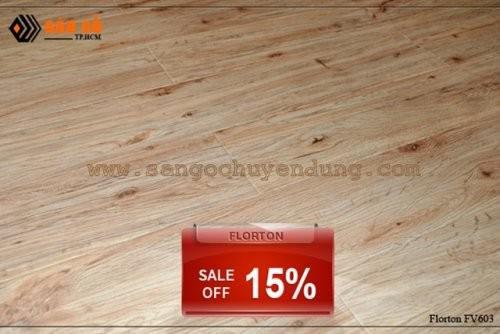 Sàn gỗ JANMI T12, CA11, AC12, Floton FV603 giảm giá 15%