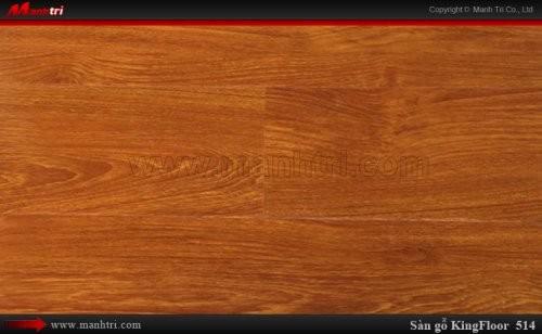 Sàn gỗ KingFloor 514