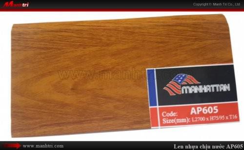 Len chân tường sàn gỗ AP605