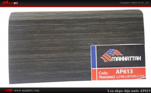 Len chân tường sàn gỗ AP613