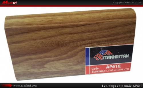 Len chân tường sàn gỗ AP610