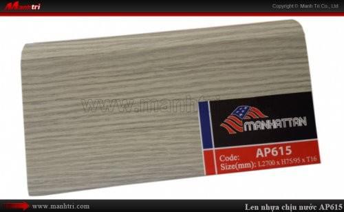 Len chân tường sàn gỗ AP615