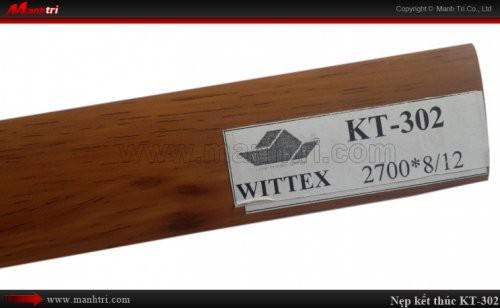 Nẹp kết thúc KT-302