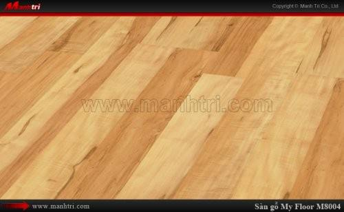 Sàn gỗ My Floor   M8004   WG - Maple Carelia