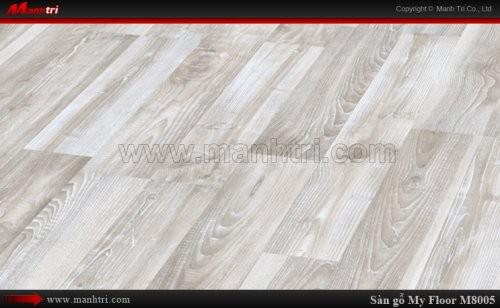 Sàn gỗ My Floor   M8005   WG - Ash Stockholm