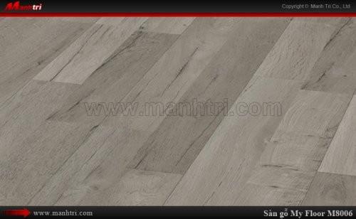 Sàn gỗ My Floor | M8006 | WG - Oak Bohemian Lodge