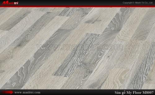 Sàn gỗ My Floor   M8007   MO - Cloud Oak Lodge