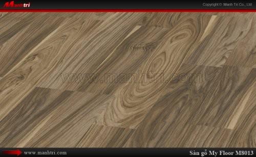 Sàn gỗ My Floor   M8013   WG - Walnut Avignon Lodge