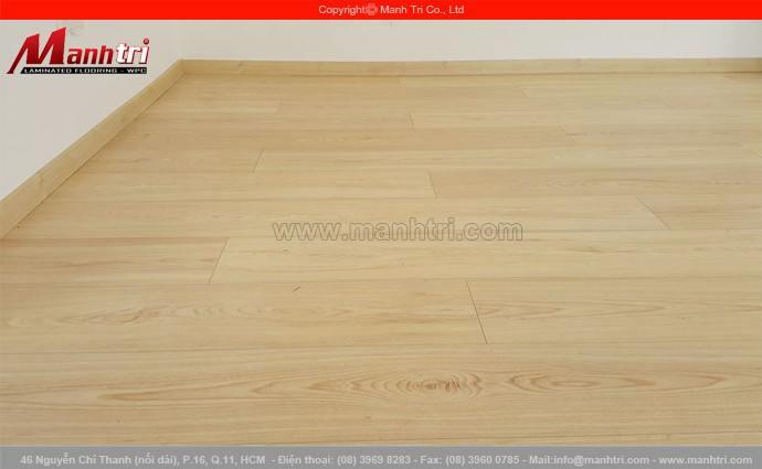 Lắp đặt sàn gỗ My Floor M1007 tại quận 1, TPHCM