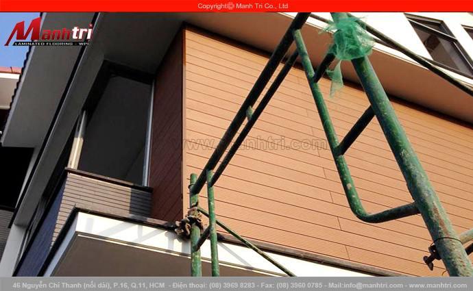 Gỗ nhựa Awood SD151x10 ốp tường quận Phú Nhuận, TPHCM