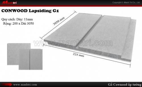 Ốp tường Conwood Lapsiding G1