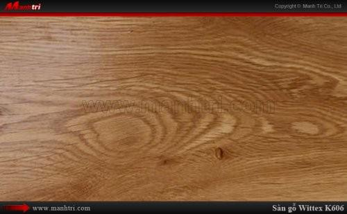 Sàn gỗ Wittex K606