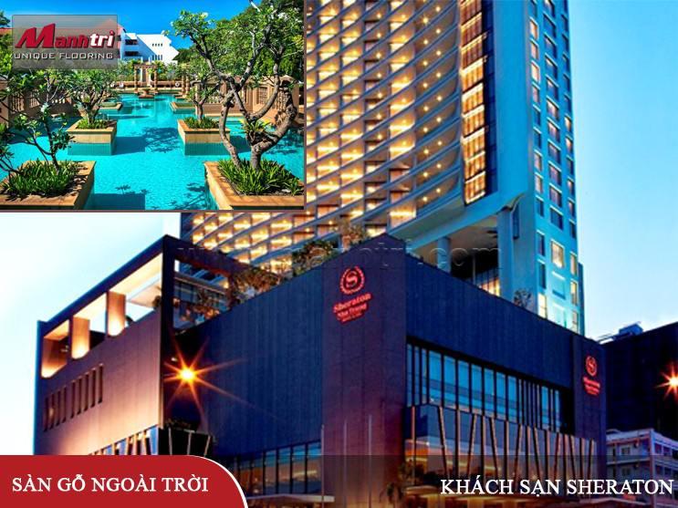 Công ty CP Địa Ốc Du Lịch Đông Hải – Khách Sạn Sheraton Nha Trang