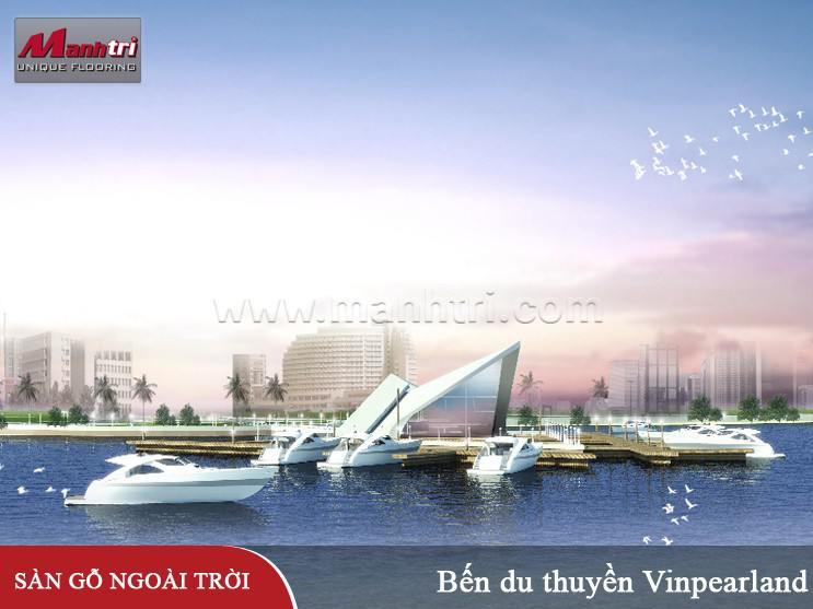 Bến du thuyền Vinpearland tại Nha Trang