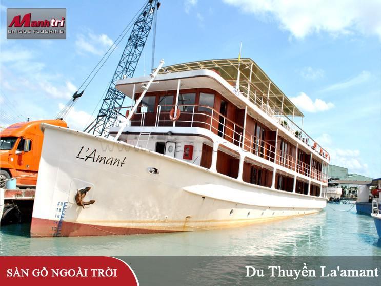 Công ty Long Giang Cruises Du thuyền L'amant