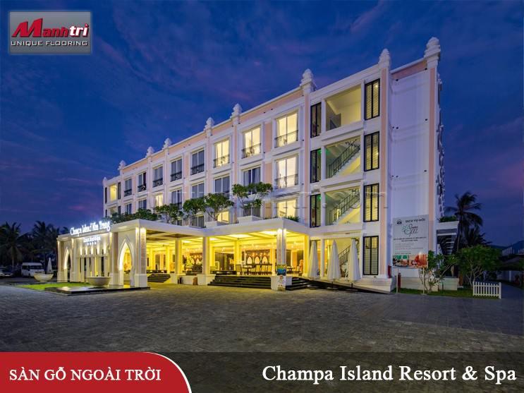 Champa Island Resort & Spa