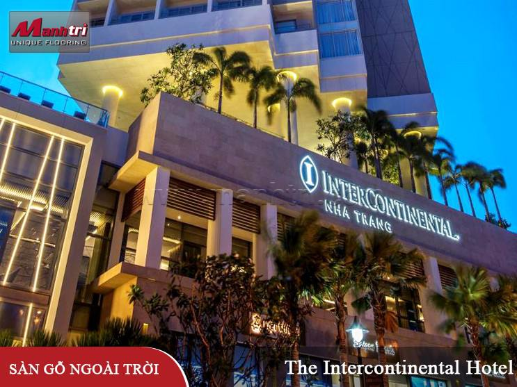 The Intercontinental Hotel