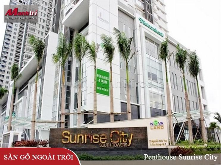 Penthouse Sunrise City Q7, TPHCM