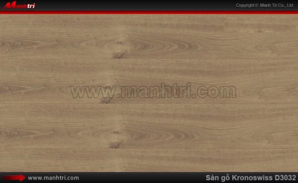 Sàn gỗ công nghiệp Kronoswiss D3032