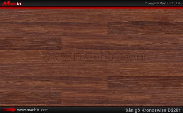 Sàn gỗ công nghiệp Kronoswiss D2281