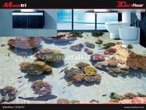 Gạch 3D Mạnh Trí 13702757